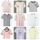 T-shirt minimal stampe pop