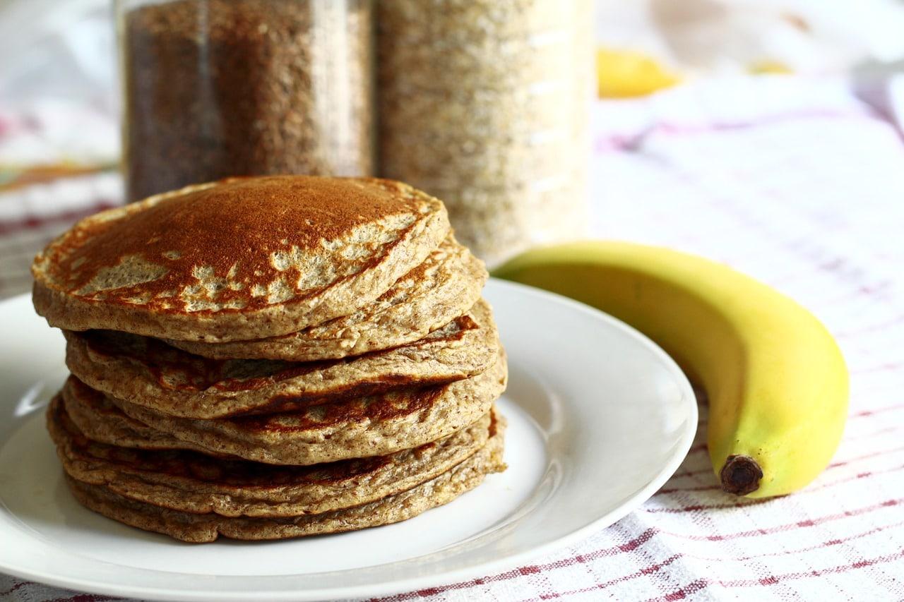 alimentazione post allenamento spuntini pancakes proteici