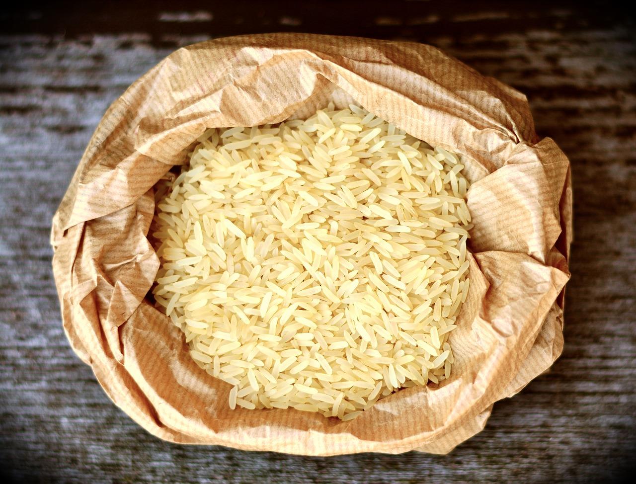 alimentazione post allenamento riso bianco