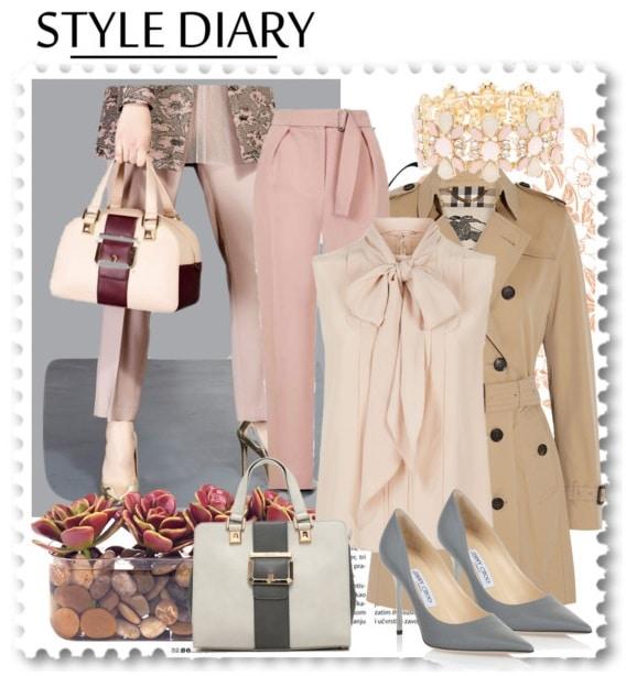 idee outfit da ufficio donna