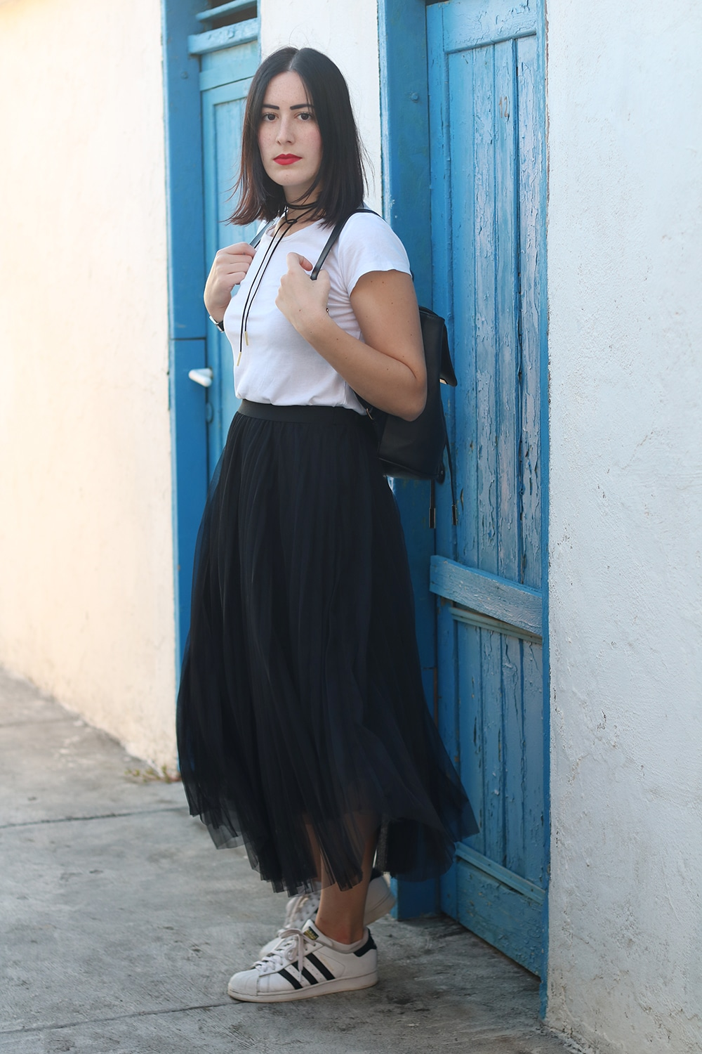 outfit-gonna-tulle-shein-collana-laccetto-2