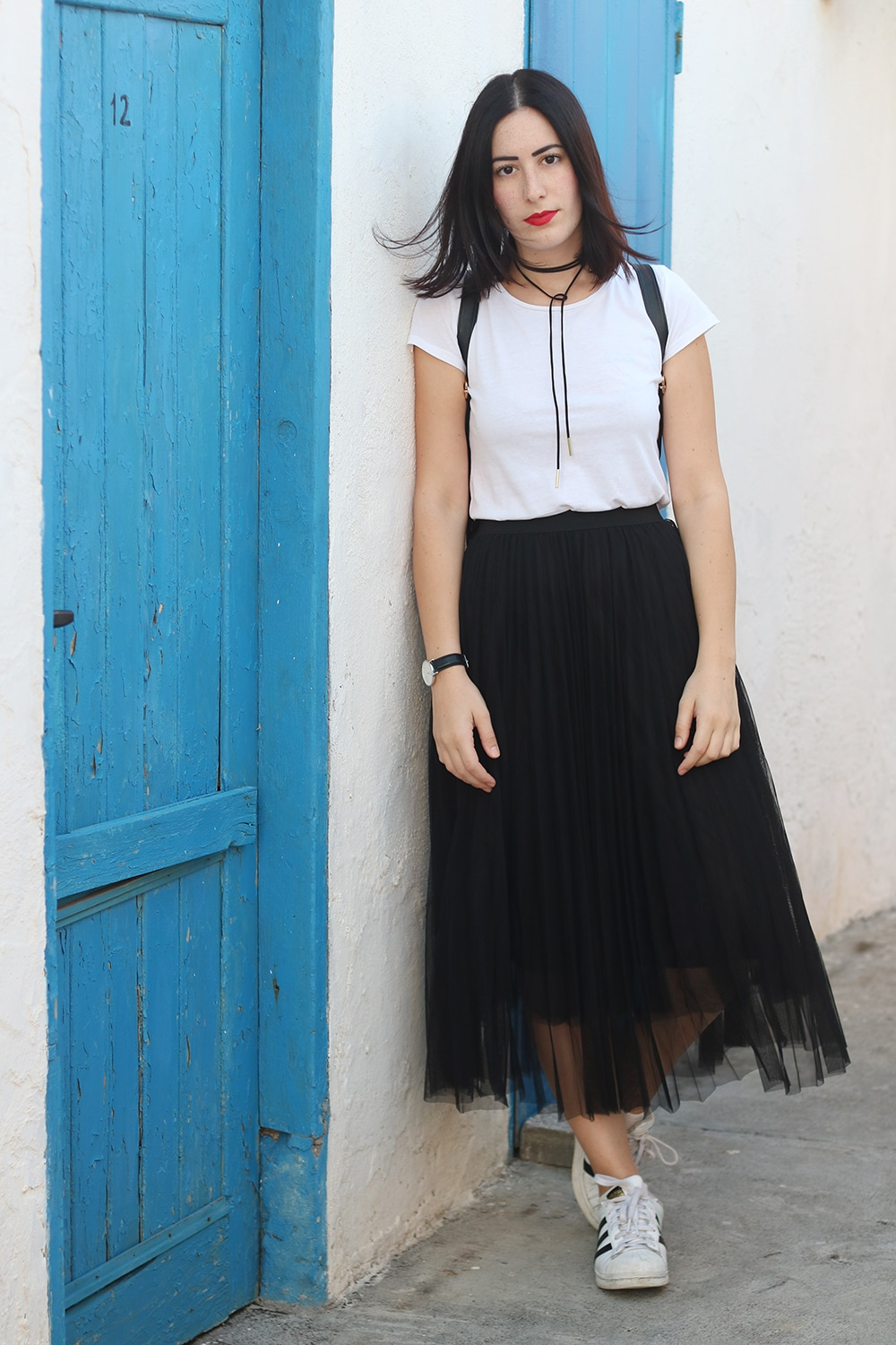 outfit-gonna-tulle-shein-collana-laccetto-3