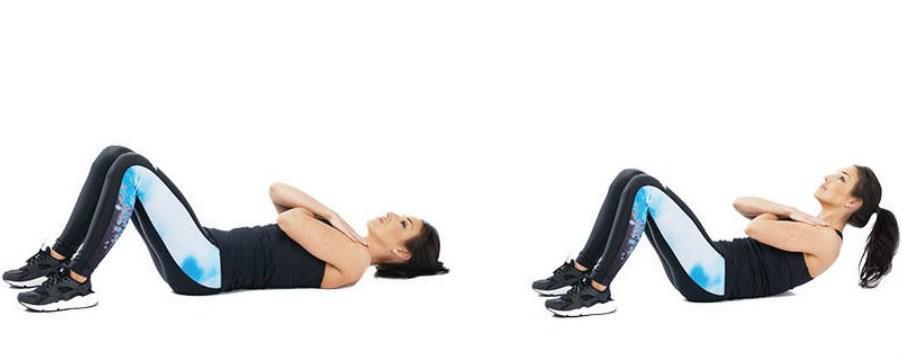 esercizi-corpo-libero-allenarsi-a-casa-crunch