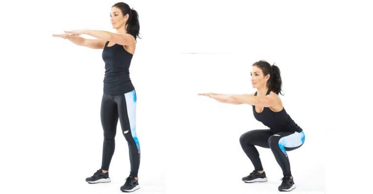 esercizi-corpo-libero-allenarsi-a-casa-squat