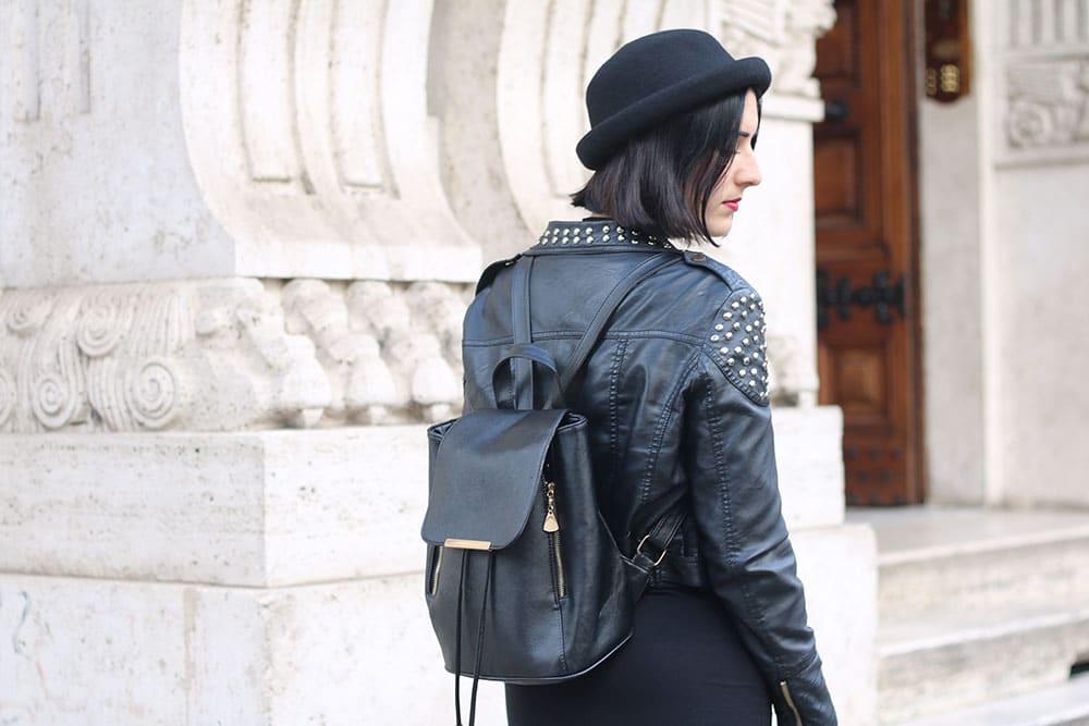 outfit-per-universita-little-black-dress-rock-6