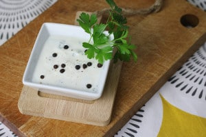 Ricetta salsa yogurt