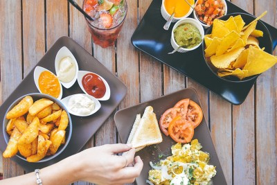 aperitivo coa mangiare dieta sana