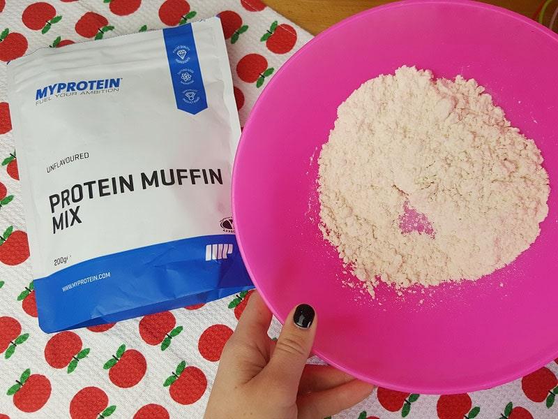 muffin-proteici-myprotein-ricetta-impasto-pronto-3