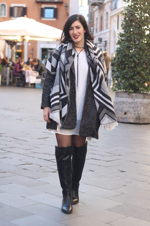 outfit-sciarpa-plaid-stivali-cuissardes-1