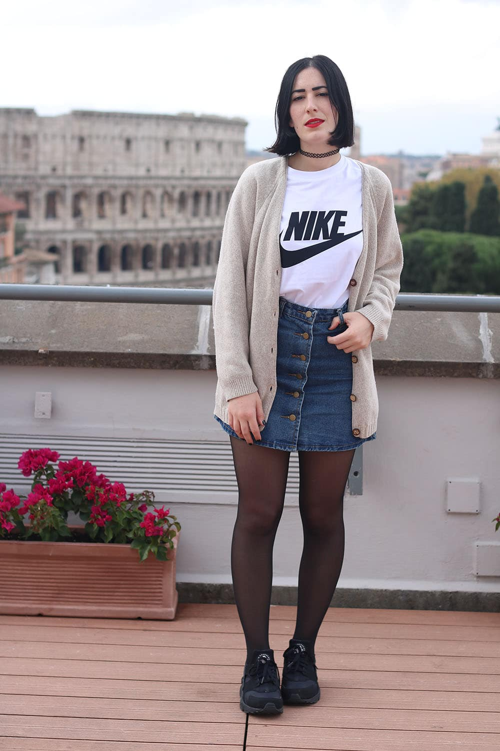 outfit-thsirt-nike-colosseo-2