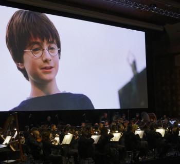 Cine-concerto harry potter auditorium conciliazione roma