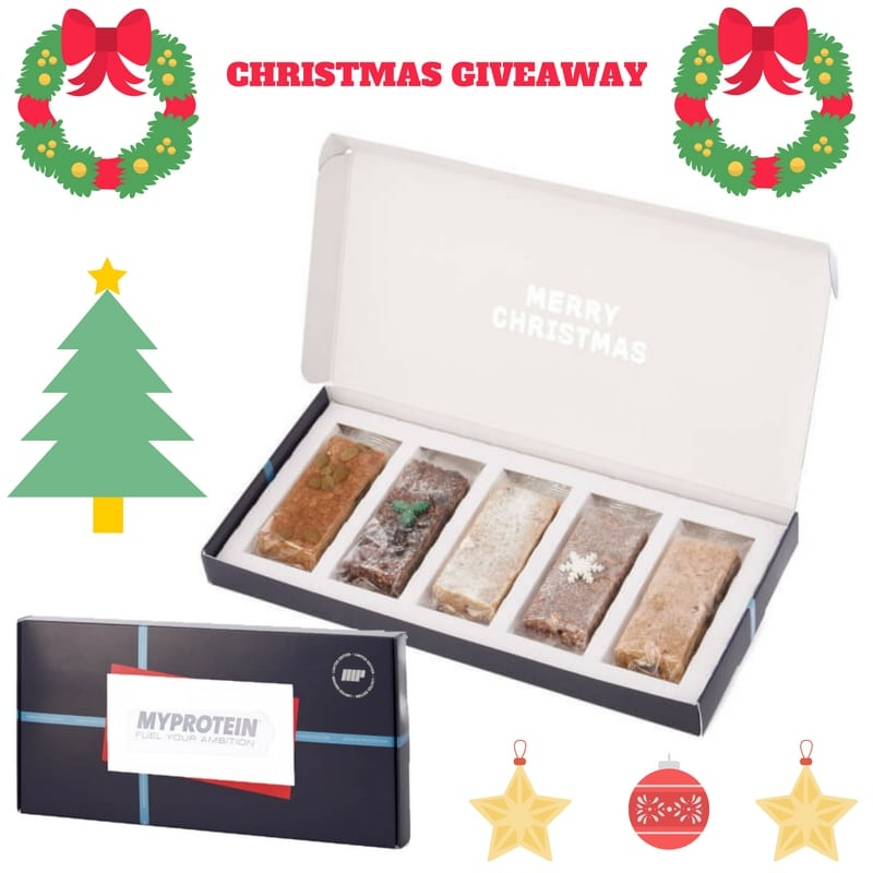 giveaway-natale-myprotein