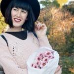 outfit inverno maglione rosa shein