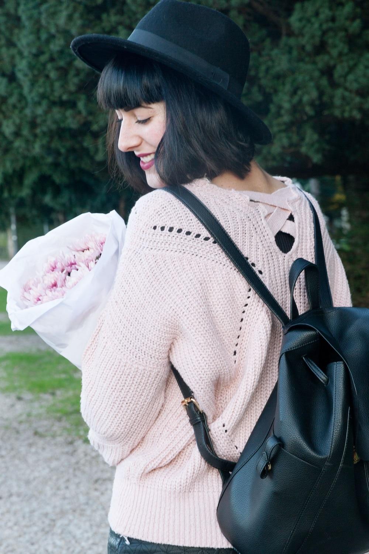 outfit-inverno-maglione-rosa-shein-4