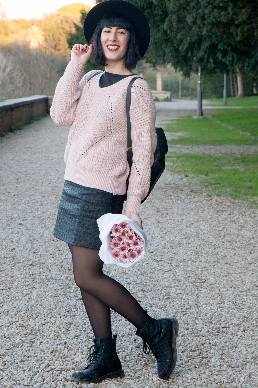 outfit-inverno-maglione-rosa-shein-5
