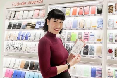 cover accessori smartphone rosso garibaldi