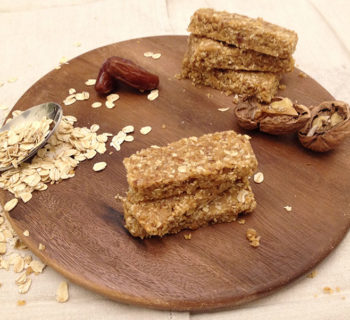 ricetta granola bars barrette cereali