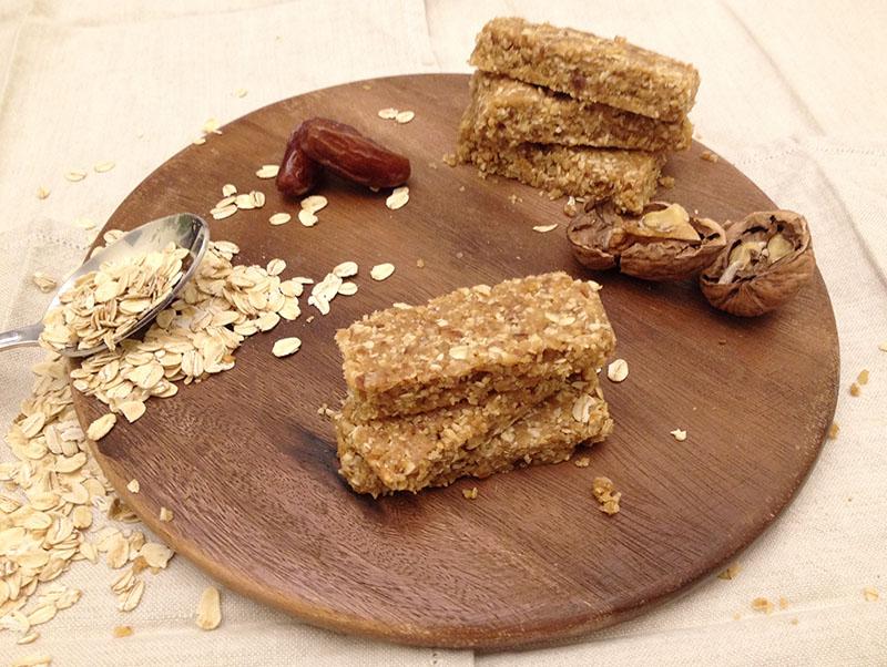 ricetta granola bars barrette cereali