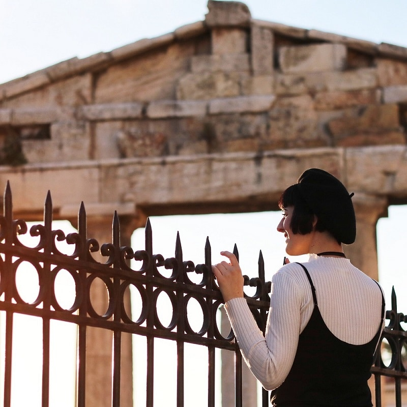 Visitare Atene in 3 giorni itinerario