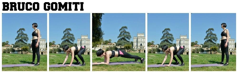 befit4summer guida fitness gratuita dimagrire tonificare