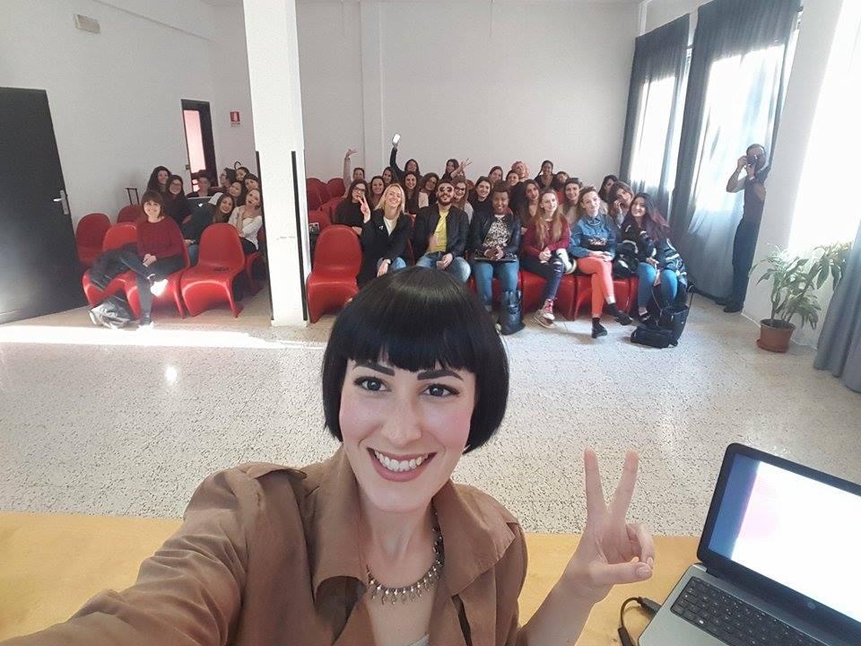 formazione lezioni su fashion blogger e influencer