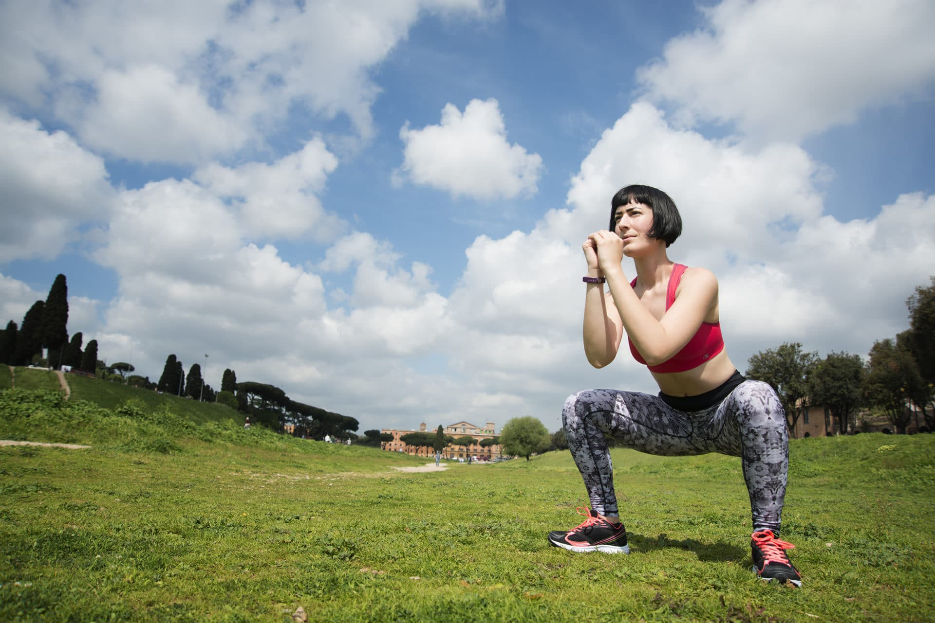 fitness routine privalia
