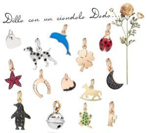 ciondoli dodo boutique del regalo