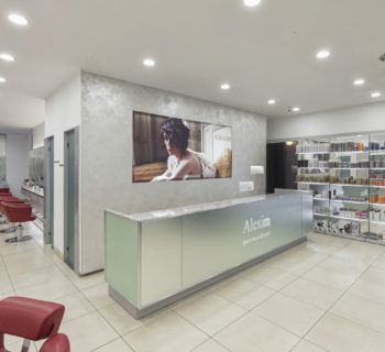 Centro estetico Milano Alexim capelli estetica