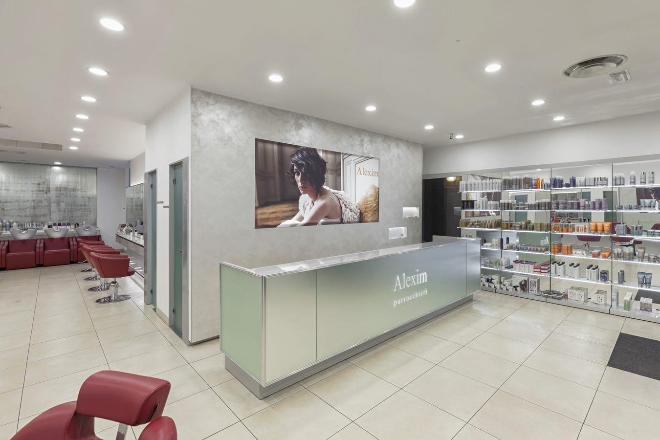 Centro estetico Milano Alexim capelli estetica