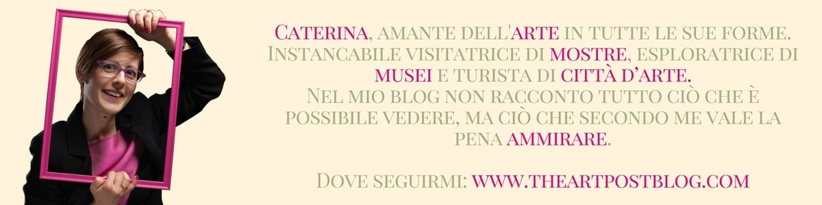 caterina stringhetta art blogger