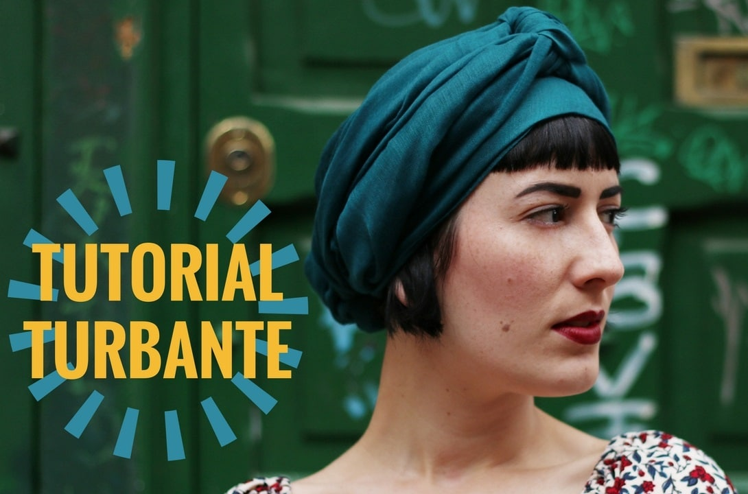 tutorial turbante
