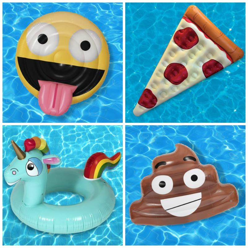 Accessori estivi per mare e piscina for Materassini piscina