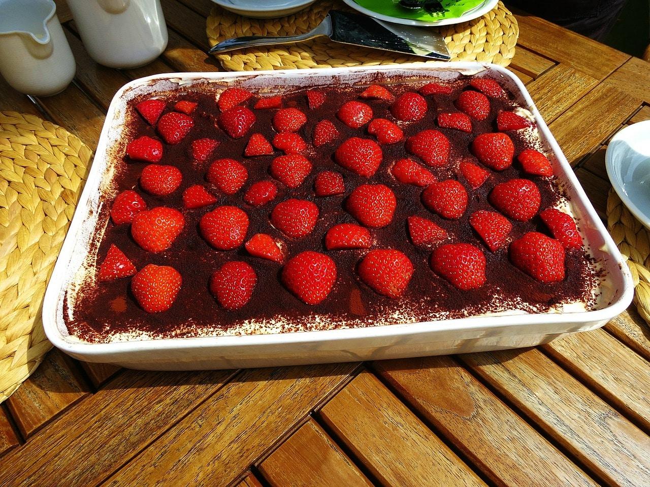 ricette per dolci estivi