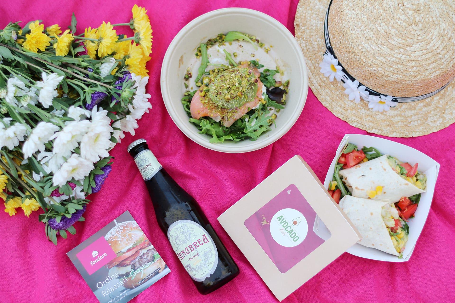 Come organizzare un picnic al parco con foodora for Organizzare giardino