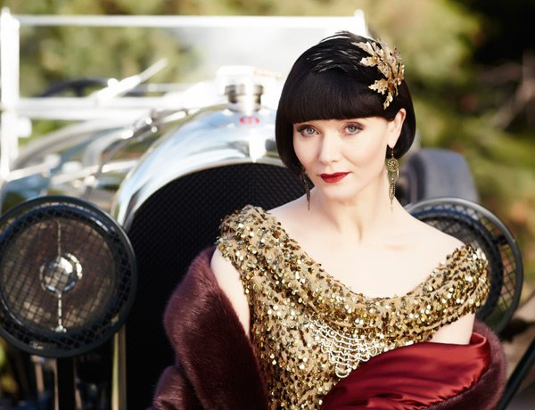 Miss Fisher costumi moda anni 20