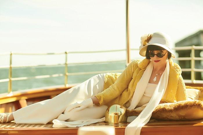 Miss Fisher abbigliamento anni 20 costumi di scena