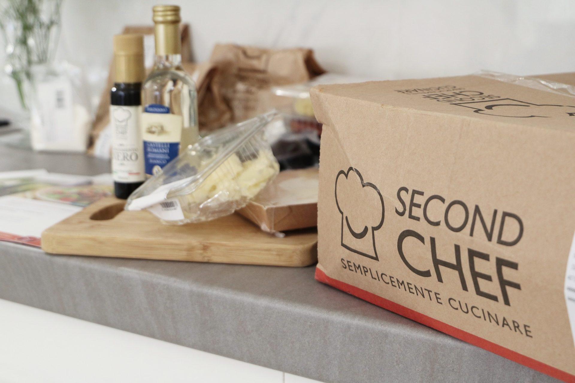 Recensione SecondChef ricette a domicilio