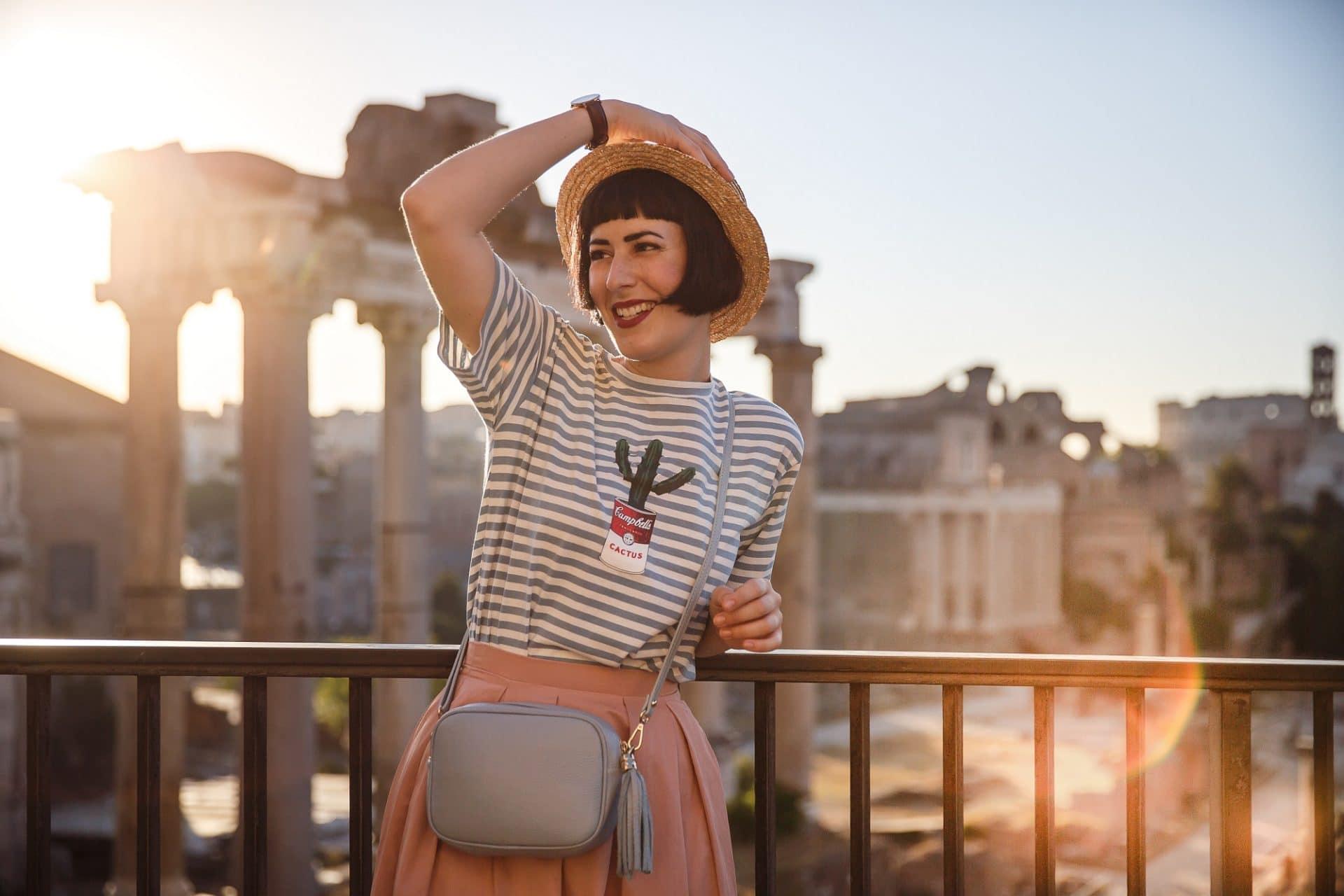 outfit da turista estate