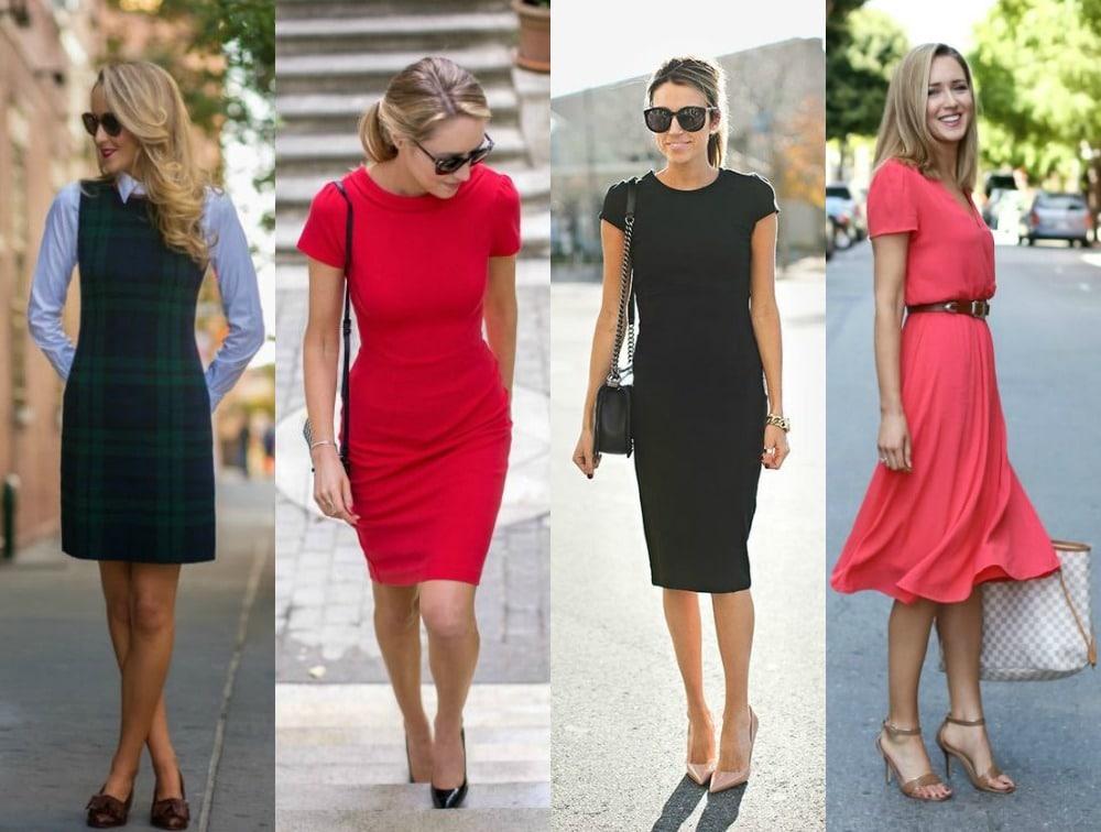 Estremamente Abbigliamento per l'ufficio: come vestirsi a lavoro (40 idee outfit) DF03