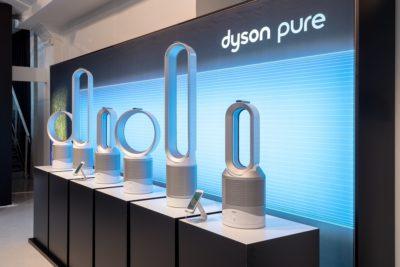 purificatori dyson inquinamento indoor