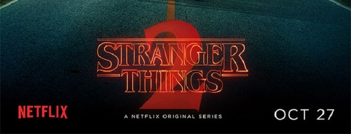 serie tv da vedere a ottobre su Netflix stranger things