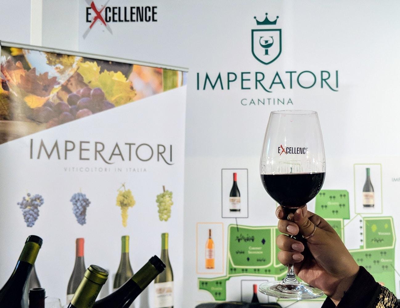 vini del Lazio Cantina Imperatori