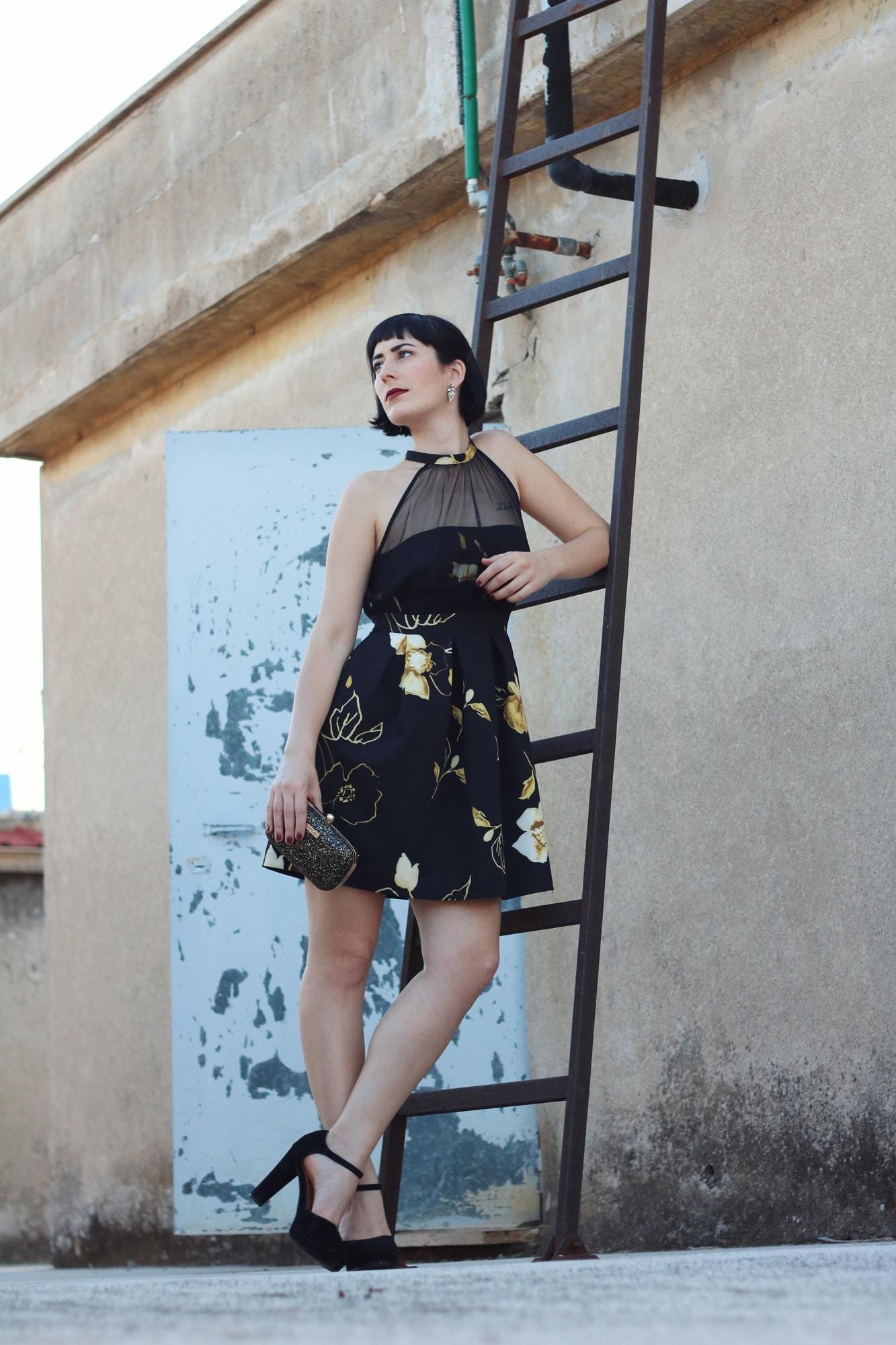 cocktail dress nuna lie