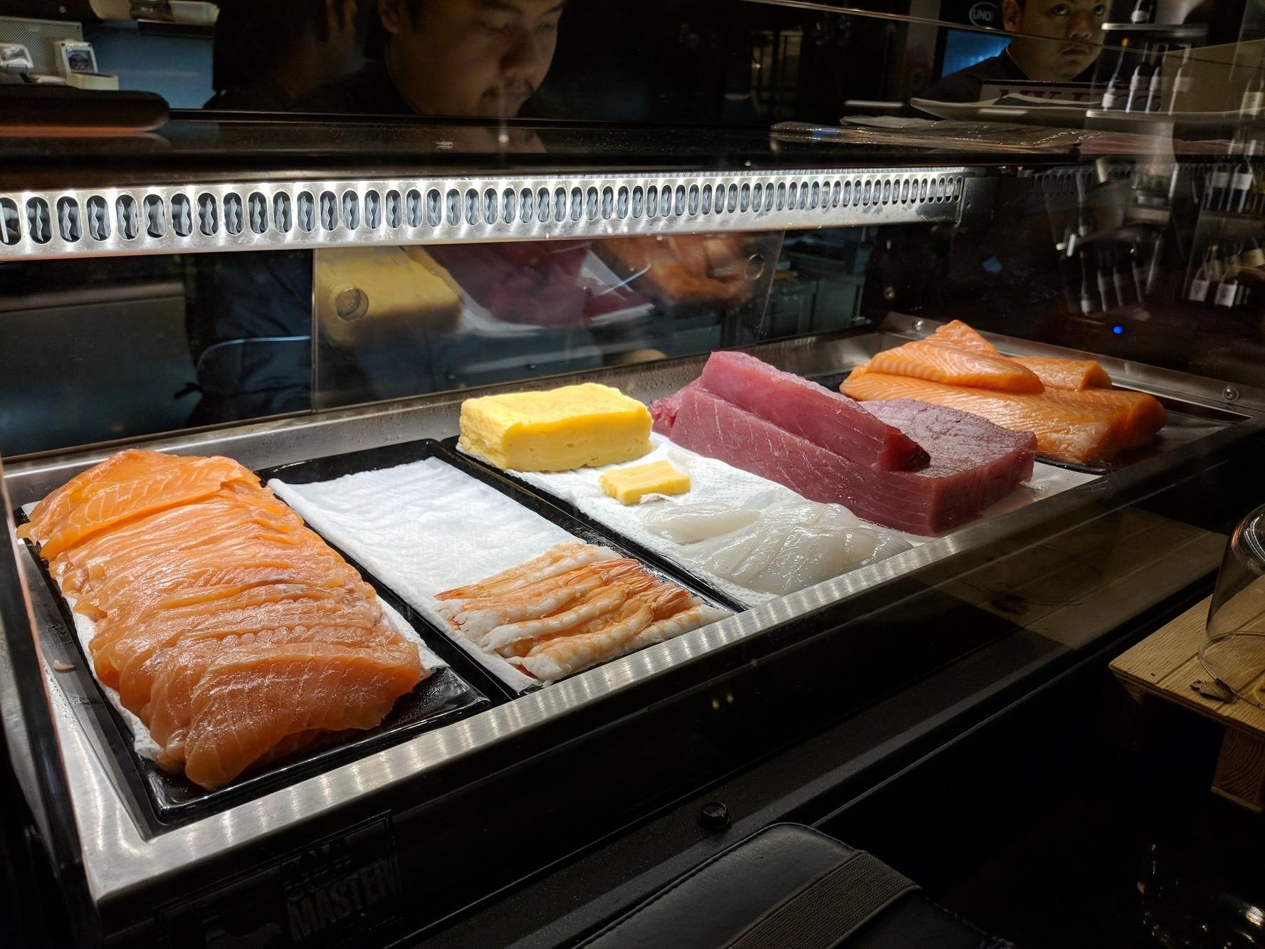 tiki maki ristorante sushi fusion roma