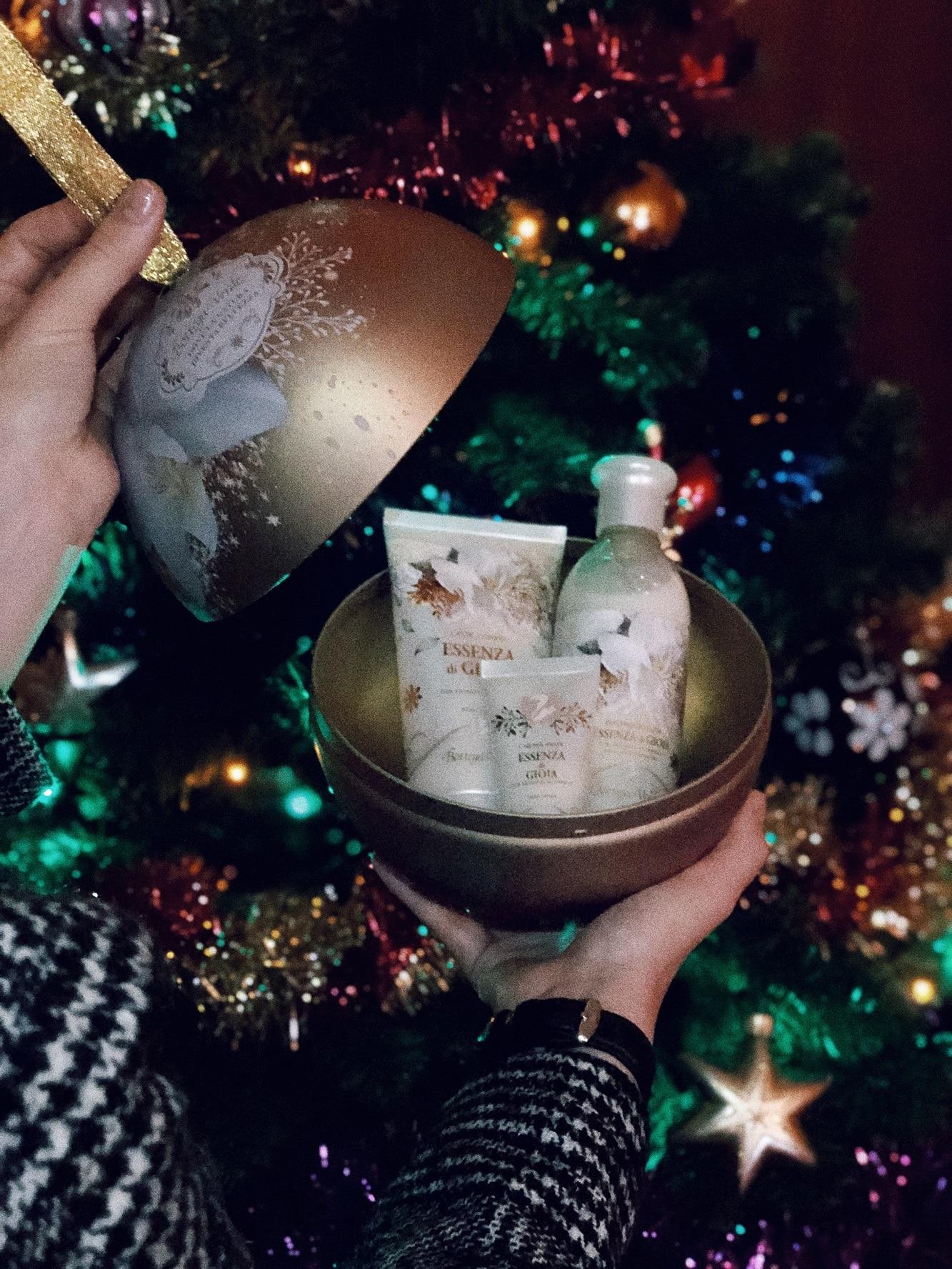 idee regali di natale bottega verde