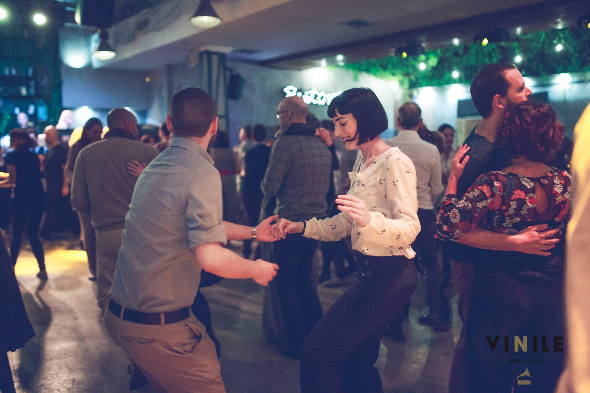 Come vestirsi per ballare Lindy Hop