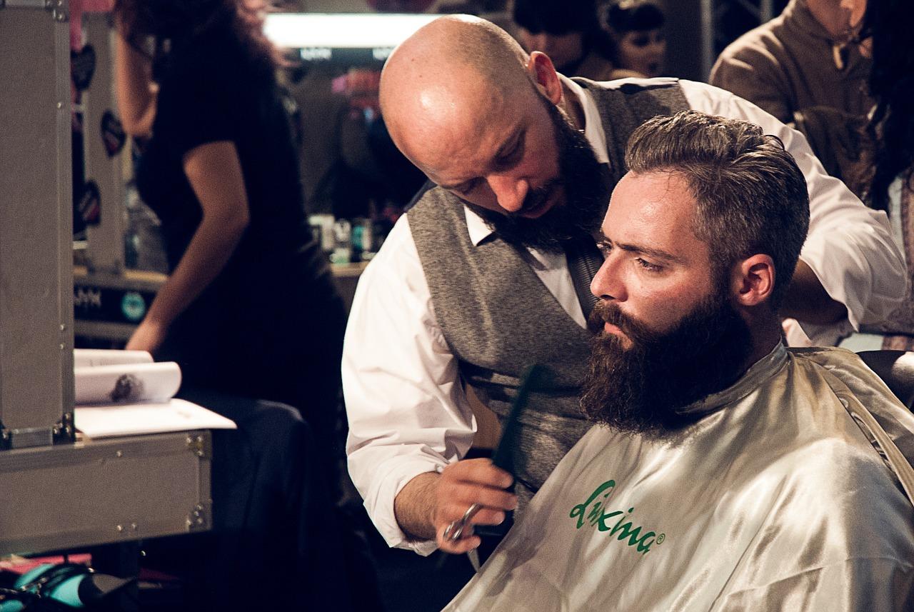 tingere i capelli per gli uomini