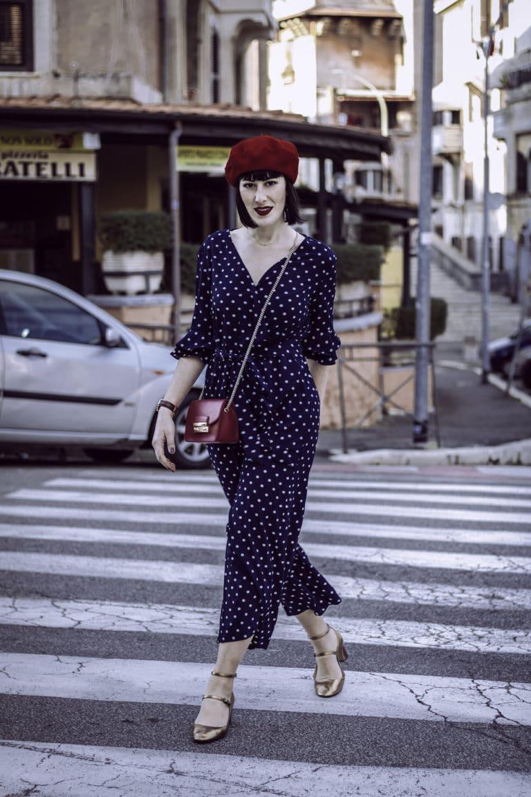 tuta-a-pois-shein-outfit-vintage-7