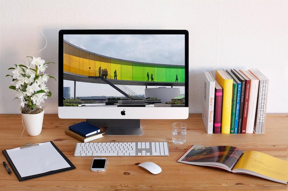 lavorare da casa come creare un angolo ufficio