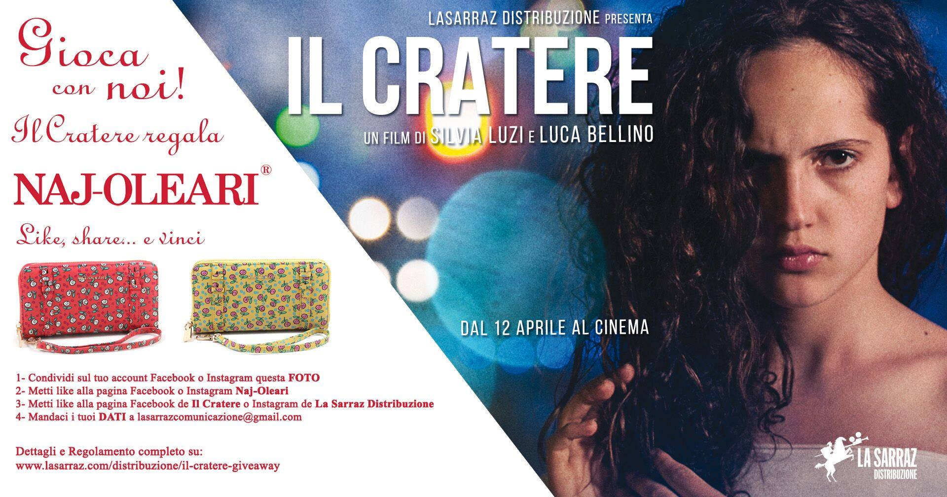 film il cratere